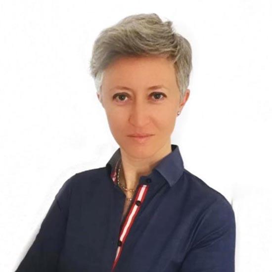 Francesca Pagetti - Area manager SSCB - Team Conservazione cellule staminali del cordone ombelicale