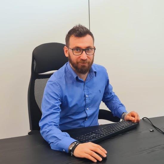 Alessio Trevisani - County manager SSCB - Team Conservazione cellule staminali del cordone ombelicale